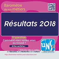 résultats mutation inter 2018